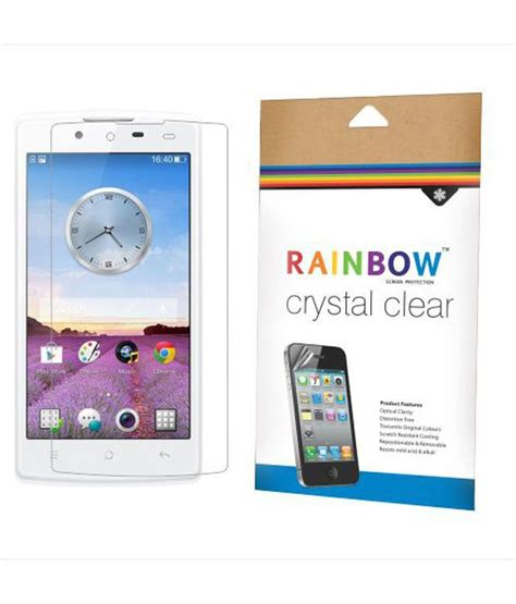 Softcase Anti Oppo Neo 3 R831k Anti Banting Soft rainbow clear screen guard for oppo neo 3 r831k buy rainbow clear screen guard