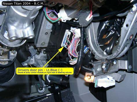 nissan titan remote start wiring diagram nissan wiring