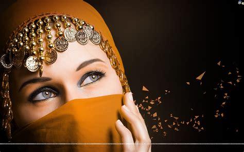 wallpaper wanita cantik arab arab women page 5