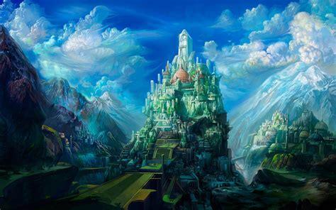 wallpaper for desktop fantasy wallpapers fantasy art scenery wallpapers