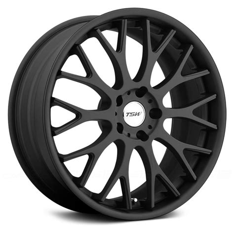 black wheels tsw 174 amaroo wheels matte black rims