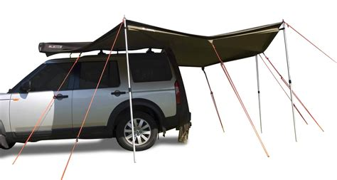 Rhino Awnings by Rhino Rack Foxwing Awning Roof Racks On The Run