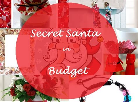 secret ideas for him 10 best secret santa gift ideas rs 500 for him and