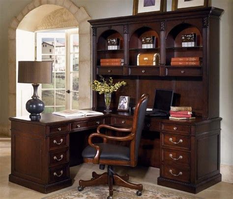 L Shaped Home Office Desk With Hutch L Shaped Office Desk With Hutch Ideas For The House Pinterest Office Desks And Desks