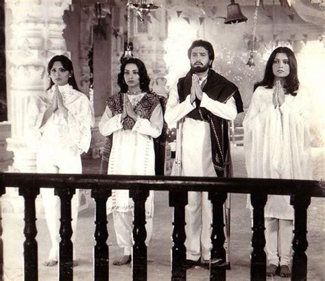parveen babi and zeenat aman photo parveen babi shabana azmi rajesh khanna and zeenat aman