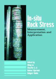 Experimental Rock Mechanics experimental rock mechanics crc press book