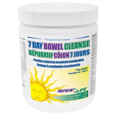 Detox Stool by Buy Renew 7 Day Bowel Cleanse Powder At Well Ca