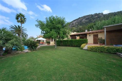villa es coste updated 2019 3 bedroom villa in pollenca with air conditioning and washer