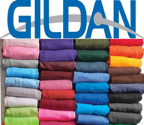 Best Seller Kaos Gildan New Logo 1 gildan ultra cotton color chart car interior design