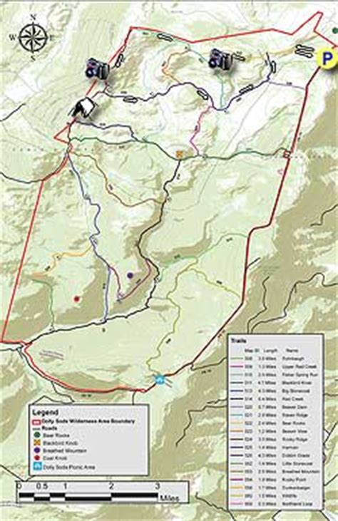 dolly sods map dolly sods hike