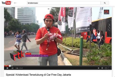 Kalung Free Ongkir Dki Jkt 3 gawat ada kristenisasi di car free day jakarta