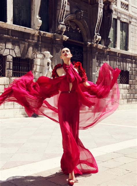 Is In Fashion Editorials Fashionable by Editorial Merle Bergers By Leo Krumbacher For Grazia