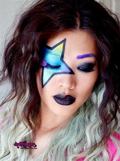 tutorial makeup rock 70s glam rock makeup www pixshark com images galleries