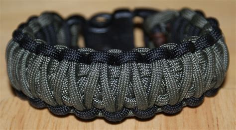 5 X Contoured Fastex ITW Nexus Buckles For Paracord Bracelets