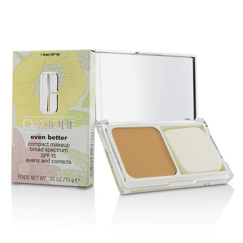 clinique even better makeup linen clinique even better compact makeup spf 15 01 linen