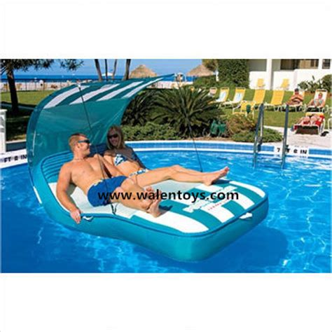 large inflatable float with canopy float raft boat river