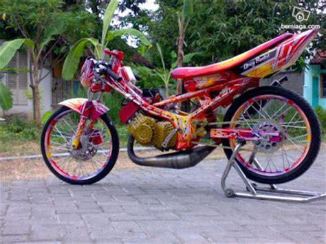Lu Satria gallery pictures motorbike suzuki satria r 120