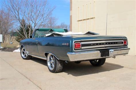 1965 malibu convertible 1965 chevy malibu quot ss quot chevelle convertible classic