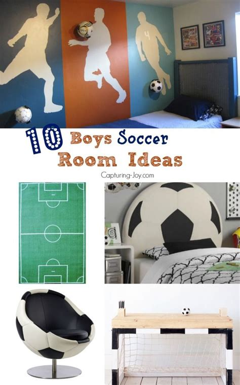 soccer themed room decor 25 best images about soccer room on soccer