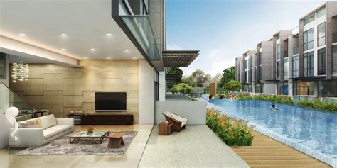 belgravia villas freehold strata semi d terrace in ang
