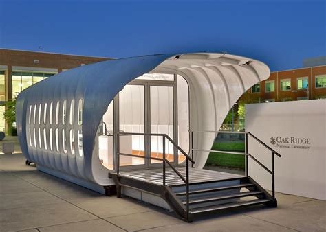 printing house move off the grid with amie 3d printed solar home car concept debut at