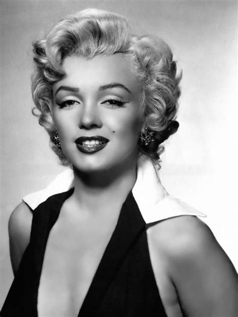 hairstyles marilyn monroe curls marilyn monroe 50s hairstyle views pinterest