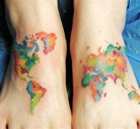 karte tattoo ideen 187 tattoosideen com
