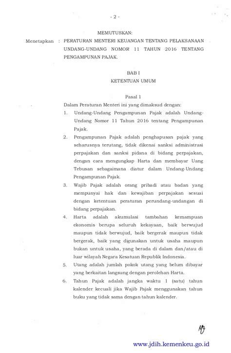 peraturan dirjen pajak tntang ptkp tahun 2016 peraturan menkeu ri no 118 pmk 03 2016 ttg pelaksanaan