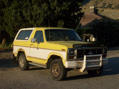 1982 Ford Bronco by Paw88 1982 Ford Bronco Specs Photos Modification Info At