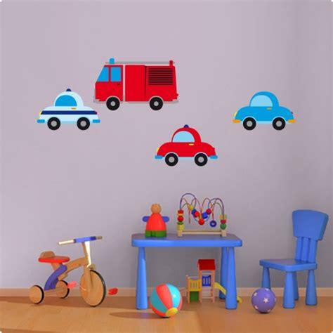Sticker Kinderzimmer Autos by Wandtattoo Babyzimmer Auto Reuniecollegenoetsele