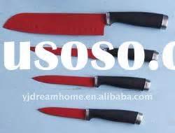 Homecook Set 4 Pcs color knife set color knife set manufacturers in lulusoso