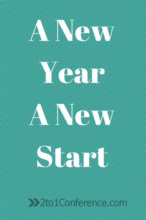 new year when does it start a new year a fresh start on organization the 2 1 conference