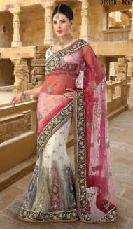 bridal sari loe fashion