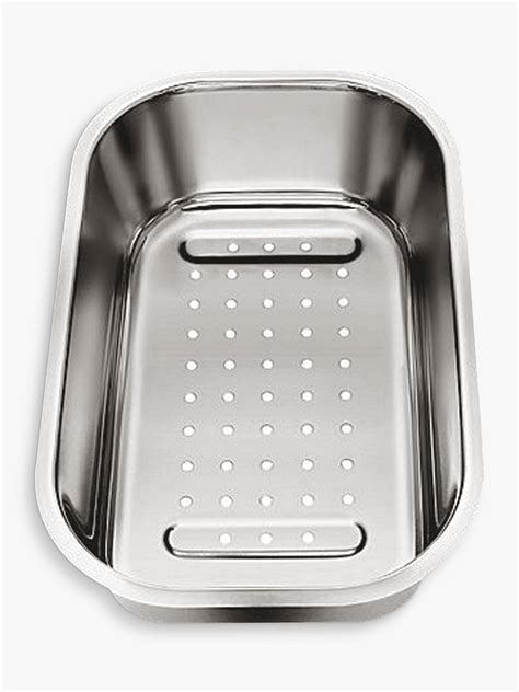 Buy Blanco Sinks by Blanco Colander For Classic 6s Kitchen Sinks Stainless