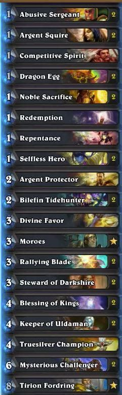 moroes decks Archives   HS Decks and Guides