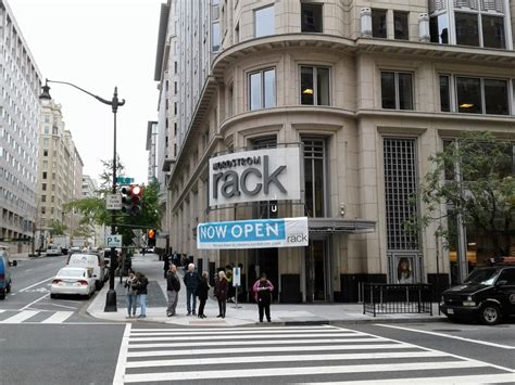 nordstrom rack opens in penn quarter 12th and e st nw