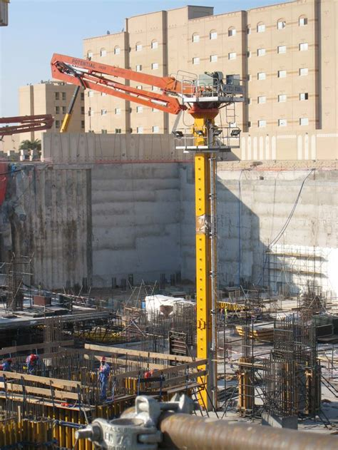concrete placing boomconcrete distributorconstruction
