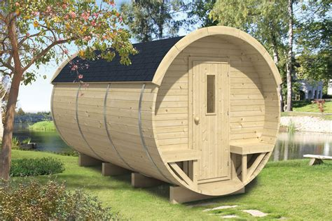L Shaped House With Garage log cabin barrel camping pod or office