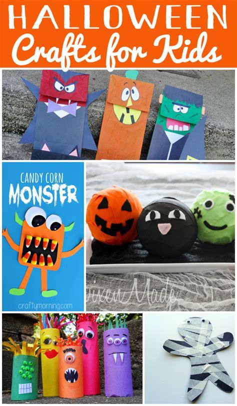 Creative Halloween Crafts - halloween crafts for kids the creative