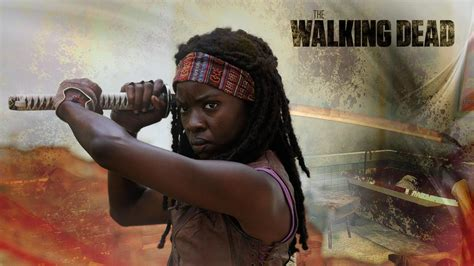 walking dead american tv series wallpaper