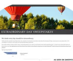 One Day Sweepstakes - winyourchevy com win the new traverse promotion sweepstakes directory