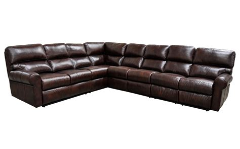 Brookhaven Sofa Reclining Leather Sectional Sofas Brookhaven Leather
