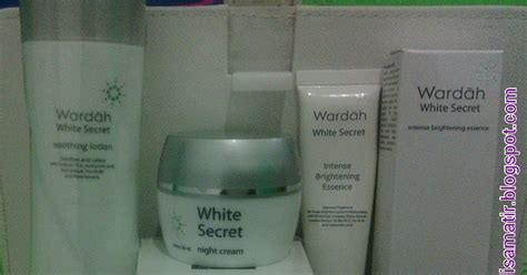 Wardah Brightening Cleanser talks wardah white secret and