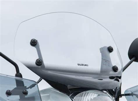 Visor Windshield Suzuki Address suzuki address 110 small windscreen suzuki accessories
