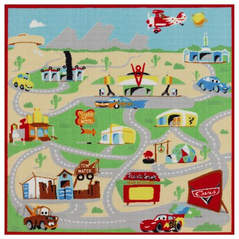 interactive rugs disney cars interactive rug