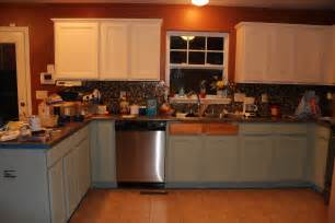 Kitchen Cabinets Painters by Chalk Painted Kitchen Cabinets 2 Years Later Our