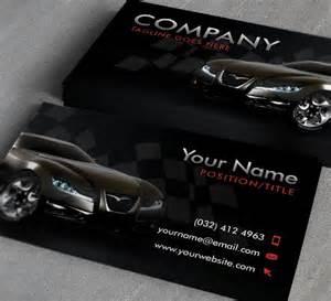 automotive business card templates 20 cool automotive business cards psds
