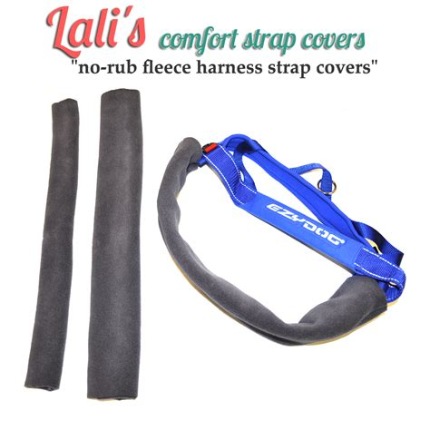 comfort covers dog harness strap covers comfortable fleece strap wraps