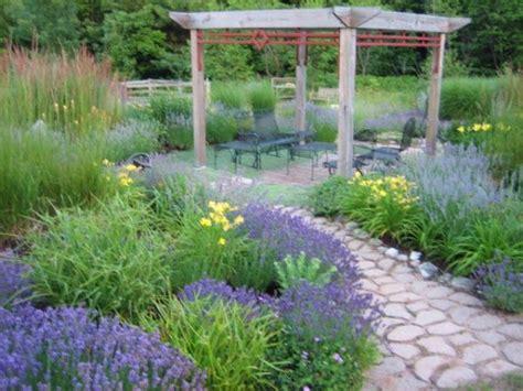 what is a backyard garden lavender garden wins backyard garden spaces contest fine