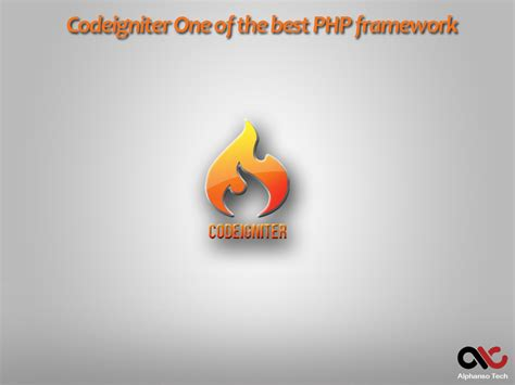 best simple php framework codeigniter one of the best php framework tutorial guide